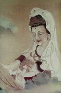 Guanyin_and_child