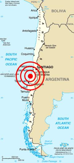 ChileEarthquake