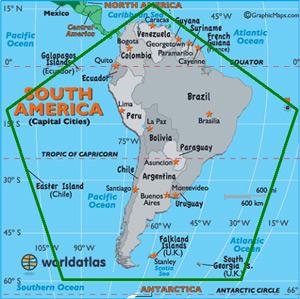 SouthAmericaGreenPentaWeb