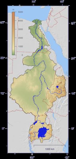 Nile Victoria