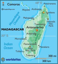MapMadagascarCap