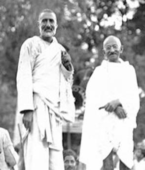 GandhiBadshahKhan