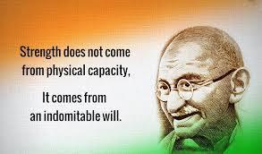 Gandhi Will