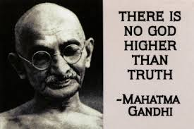 Gandhi Truth