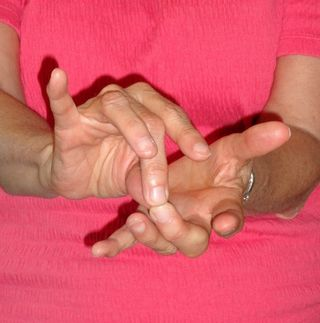 Mudra Middle Way