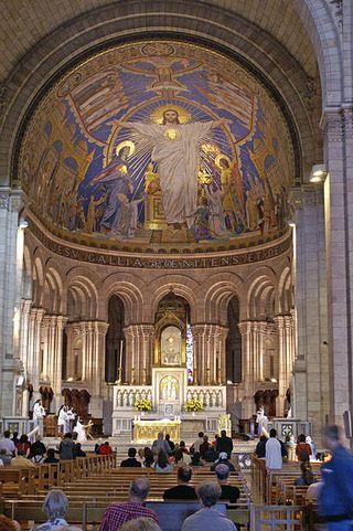 Sacre Coeur Jesus