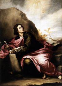 St John on Pathmos ACano
