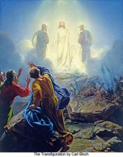 TransfigurationJesus