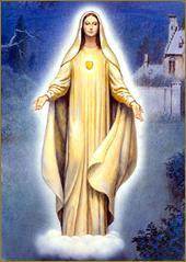 Mary of Golden Heart